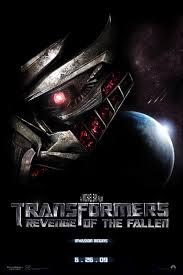 Transformers: De besegrades hämnd (2009)
