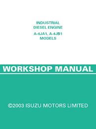 bosch diesel pump repair manual timing isuzu diesel engine 4ja1 and 4jb1 cylinder engine piston