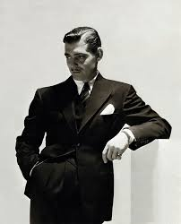 Portland clothing stores were part of Clark Gable's career