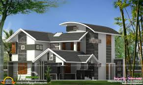 4 bedroom house in 2100 square feet kerala home design and floor