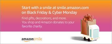 black friday amazon starts amazon smile home facebook