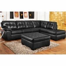 Leather Sofa Chaise by Soho Leather Sofa Foter