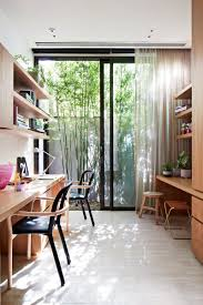 Open Home Office 15 Home Offices Designed For Two People Contemporist