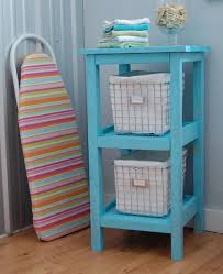 Pottery Barn Bathroom Storage by Ana White Wire Basket Bath Storage Tower Diy Projects