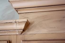 Molding On Kitchen Cabinets Cutting Crown Molding For Cabinets Best Home Furniture Decoration