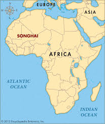 Map Of Mali Africa by Songhai Empire Kids Encyclopedia Children U0027s Homework Help