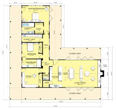 casa tipo l de dos dormitorios casa l pinterest house