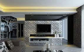 Living Room With Tv by Captivating Living Room With Tv On Wall Wall Jpg Living Room