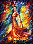 Prafulla.net - Incredible Oil Paintings with a Palette Knife by ...