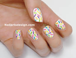 easy starburst nail art tutorial special nail art