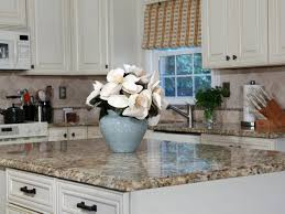 How To Install Kitchen Island by How To Install A Granite Kitchen Countertop How Tos Diy