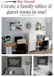 Best  Family Office Ideas On Pinterest Kids Office Office - Family room office