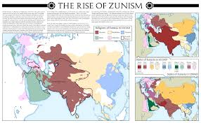 Religions Of The World Map by 1st Map Telephone Cadavre Exquis Chinese Whispers Alternate