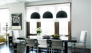 CHEAP TO CHIC BLACK PENDANT LIGHTS Take Two Pendant Lighting - Pendant light for dining room