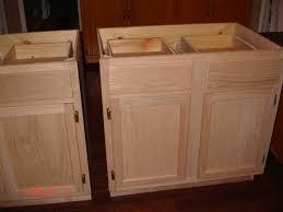 unfinished wood kitchen base cabinets superb unfinished kitchen