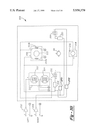 home theater circuit diagram patent us5930370 in home theater surround sound speaker system
