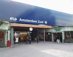 Amsterdam Zuid station