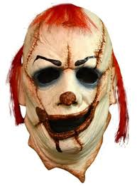 skinner the clown mask buy online at funidelia