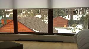 motorized roller blinds for the modern home youtube