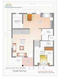 2000 Sq Ft Bungalow Floor Plans 100 Floor Plan For 1500 Sq Ft House Small Two Bedroom House