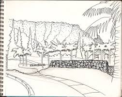 Mural Painting Sketches by Curtis Cabral Fine Art Mural Painting Signs Logos Landscape