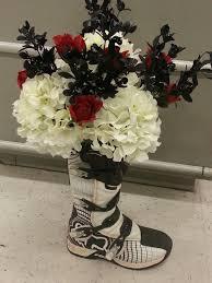 motocross half boots racing boot centerpieces motocross wedding u003c3 pinterest