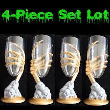 Halloween Skeleton Props by Mutant Hybrid Skeleton Spider Human Skull Horror Monster Prop