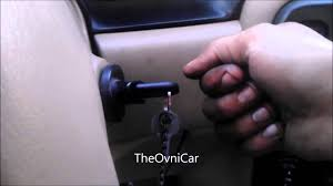 como programar un control remoto ford windstar 2001 youtube
