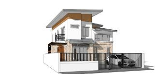 House 3d Model Free Download by Sketchup Create 3d Model House Tutorial Youtube