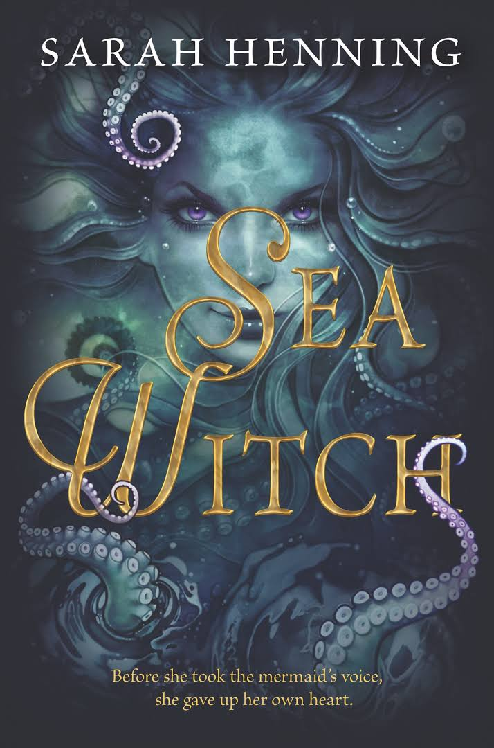 Image result for Sea Witch Book by Sarah Henning