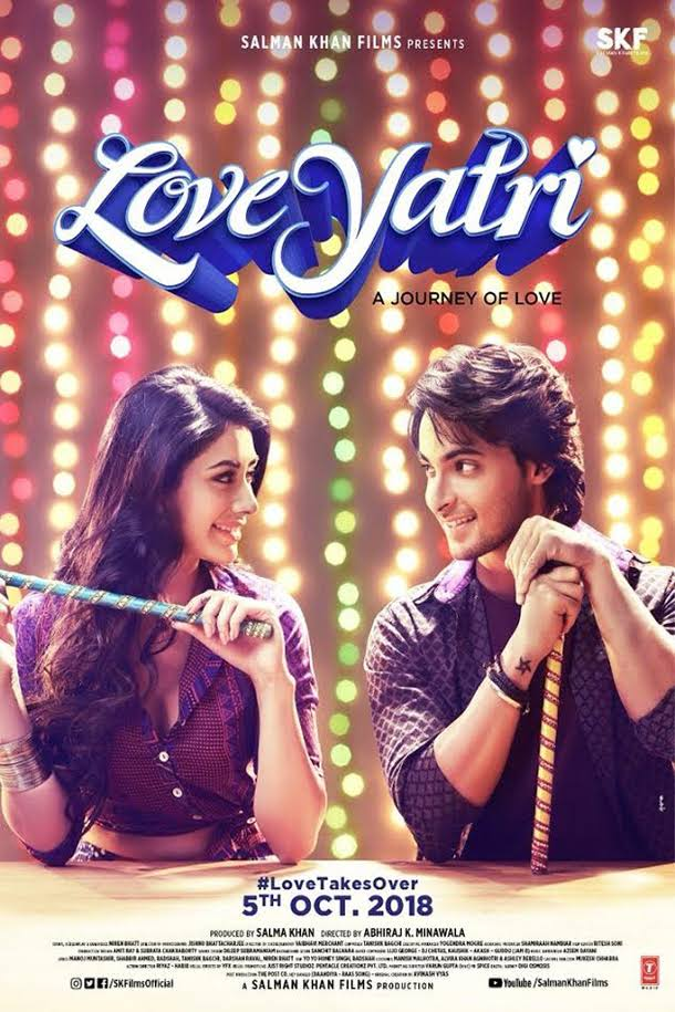 Love Yatri 2018 Hindi 720p Pre-DVDRip x264 AAC