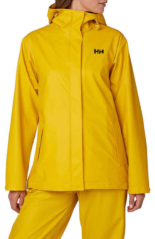 Helly Hansen Moss Jacket 53253 Essential Yellow M