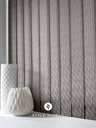 vertical blind by eclipse vector concrete fabric vertical
