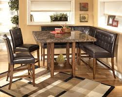 big small dining room sets with bench seating gallery also kitchen outstanding kitchen table sets with bench seating and