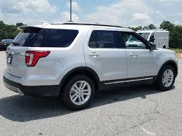 Ford Explorer Roof Rack - 2017 ford explorer xlt fwd crossover for sale in ga 71761