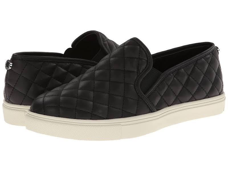 Steve Madden Ecentrcq Sneakers Black- Womens