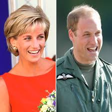 times prince william and prince harry looked like princess diana