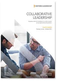Download the white paper on      Collabrative Leadership      where we explore critical leadership competencies and moving towards a new operating system for
