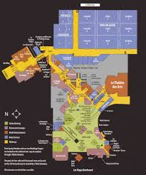 Mandalay Bay Floor Plan by Detailed Road Street Names Plan Favourite Points Interest