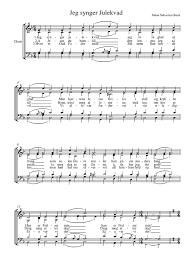 Jeg Synger Julekvad JSB