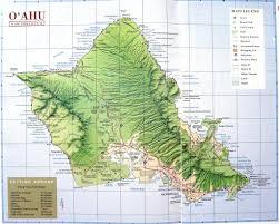 Lat Long Map Oahu Maplets