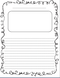 Print Lined Writing Paper  lined writing paper  pencil and paper     happytom co