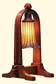 Stickley Floor Lamp Lamps U0026 Lighting Inside And Out Arts U0026 Crafts Homes And The Revival