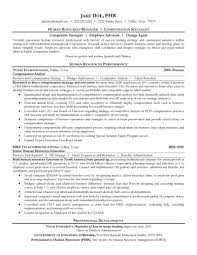 Sample Resume Objectives For Job Fair by Click Here To Download This Human Resources Professional Resume