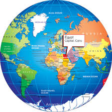 Map Egypt Where Is Egypt On The World Map Where Is Ancient Egypt On The