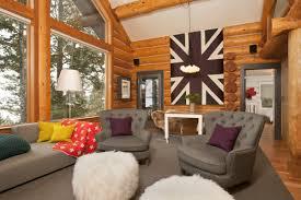 emejing log home interior design photos awesome house design