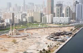 Saudi Arabien:  Grossprojekt Al Majaz Waterfront in Sharjah nimmt Gestalt an