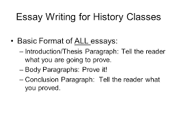 Writing Cohesive Essays  Essays Essays contain   main parts     FAMU Online