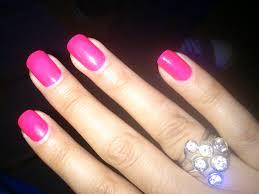 gelish nails cute nails