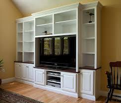 Custom Bookshelves Cost by Wall Units Astonishing Custom Built In Tv Cabinets Built In Tv
